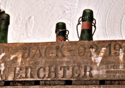 Jack-op lofts Werchter inauguratie